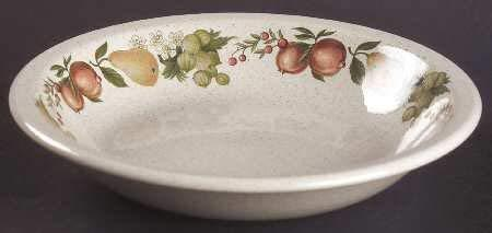 Wedgwood Quince Soup Bowl
