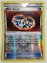 Pokemon Black & White Series Plasma Blast - Silver Bangle (Reverse Holo) - $2.00