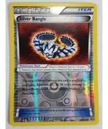 Pokemon Black & White Series Plasma Blast - Silver Bangle (Reverse Holo) - $2.00