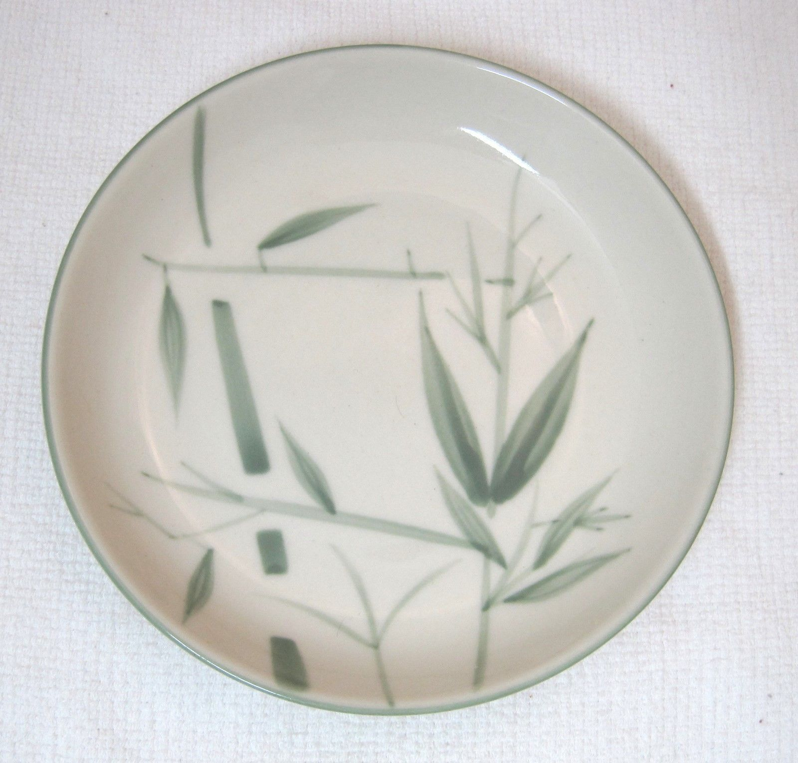 "Primary image for Bamboo Winfield China Pottery California Bread & Butter Plate 5 7/8"" Great Shape"