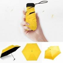 48 cm Pocket Mini Hand Umbrella Sun and Rain Compact Windproof Parasol 1... - $17.88