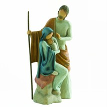 WILLOW TREE The Christmas Story Mary, Joseph. The Baby Jesus NEW IN THE BOX - $93.49