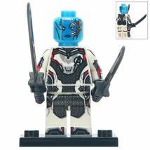 Nebula (Quantum suit) Marvel Avengers Endgame Lego Minifigures Include swords - $2.99