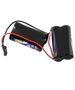 DL-6 6V 2200mAh Door Lock Battery Pack for Saflok - S90040, Select 6 - $7.63