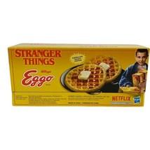 Stranger Things Kellogg's Eggo Card Game Hasbro Gaming New Open Box 2-6 Players - $24.09