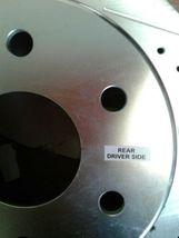 Power Stop AR8645XL Rotor Brake & Wheel Hub(jew) image 3