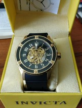 Invicta Gold Specialty Edition 16279 Mechanical 48MM Carbon Fiber - $99.99