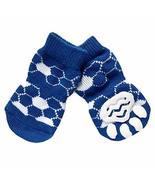 PANDA SUPERSTORE 4 Pcs Cute Puppy Cat Socks Knitted Pet Socks Dog Paw Pr... - $17.97