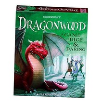 "Dragonwood A Game of Dice & Daring Board Game 5"" Multi-colored - $30.39"