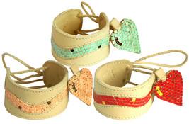 Mosaic kit, create your jewellery, 3 Bracelet + 3 pendentifs (US210501) - $14.03