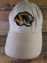 Missouri TIGERS Mizzou University Fitted Size One Fit FlexAdult Cap Hat - $9.89