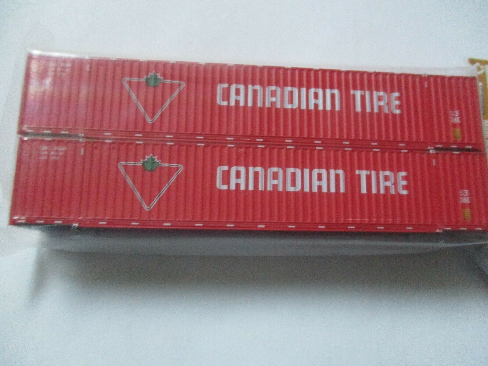 Jacksonville Terminal Company # 535050 Canadian Tire 53' Standard Container (N)