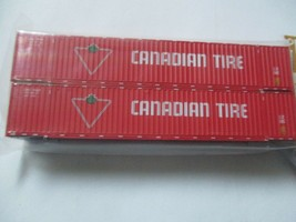 Jacksonville Terminal Company # 535050 Canadian Tire 53' Standard Container (N) image 1