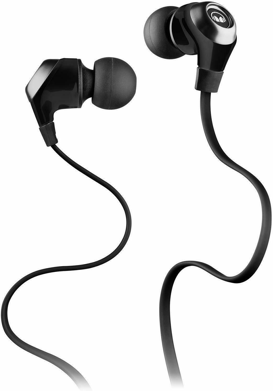 Primary image for Monster N Lite In Ear Lightweight Headphones - Black