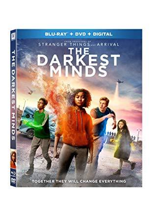 Darkest Minds [Blu-ray+DVD+Digital, 2018]