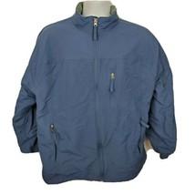 Duluth Trading Company Men's Fleece Lined Blue Jacket Size XL - $54.44