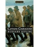 Captains Courageous (Signet Classics) [Sep 01, 1964] Kipling, Rudyard - $2.92