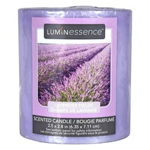 Lavender Scented Pillar Candle ~Quantity Price Breaks As low as $4.16 ea.~ - $7.87+