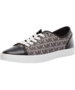 MICHAEL Michael Kors MK City Sneakers Graphite Size 9 - $89.09