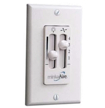 Minka Aire WC105 White Wall Mount 2-Wire Ceiling Fan Full Control System... - $20.00