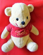 Vintage Walt DISNEY Characters Winnie Pooh Plush 1960s California Stuffe... - $11.87
