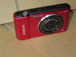 Samsung ST Series ST66 16.1MP Digital Camera - Red - $61.58