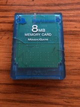 Memory Card 8MB MagicGate Sony SCPH-10020 for Playstation 2 PS2 Console - $7.07 CAD