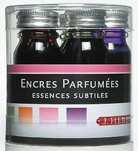 Herbin 10 ml Scented Writing Inks, Assorted Colours, Pack of 5 - $14.31