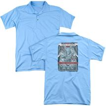 Batman - Coldest Man (Back Print) Mens Regular Fit Polo - $24.99+
