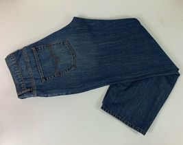 LEVI  550 BOY'S RELAXED FIT JEANS 18 Husky 36 x 29  image 5