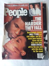VTG People Magazine June '88 Mike Tyson Robin Givens The Boss and Julian... - $9.64