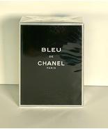 Chanel Bleu De Chanel Eau De Toilette 3.4 oz 100 ml new in box sealed  - $90.00