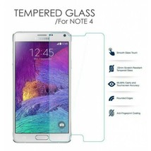 Tempered Glass Screen Protector Protection For Samsung Galaxy Note 4 - $2.52