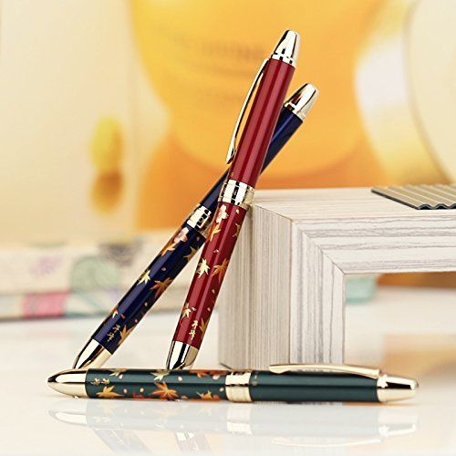 Platinum multi-function pen double 3 action modern Makie sprin