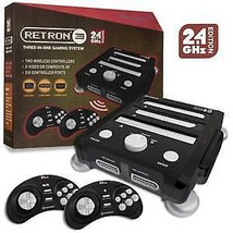 HYPERKIN SNES/ Genesis/ NES RetroN 3 Gaming Console 2.4 GHz Edition - $69.99