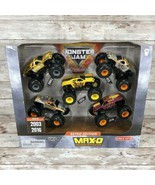 Monster Jam 1:64 Monster Trucks Retro Edition 5 Pack - MAX-D TARGET EXCL... - $27.67