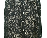 Black lace skirt thumb155 crop