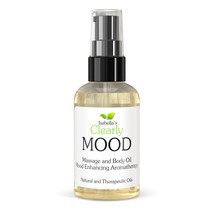 Clearly MOOD, Aromatherapy Massage and Body Oil for Enhanced Mood - £16.62 GBP