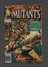 The New Mutants #81 - November 1989 - Faith - Marvel Comics - Hercules &... - $5.19
