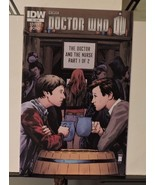Doctor Who #3 and #4 nov 2012 - $8.99