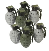 Toy Pineapple Hand Grenades with Sound Effects - 8 Pack - $19.99