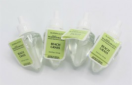Bath & Body Works Original Beach Grass Wallflower Refill Bulbs, Set of 4 - $22.99