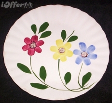 BLUE RIDGE SOUTHERN POTTERY-COLONIAL CHARMER PLATE - $12.45