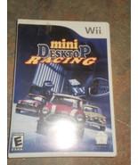 Wii mini Desktop Racing Game - $14.99