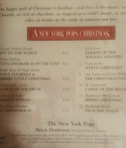 A New Years Pops Christmas Cd image 2