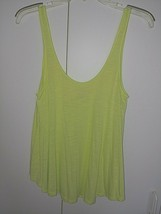 American Eagle Outfitters Ladies Sleeveless Tank TOP-JR. M-NWOT-THIN/LOOSE/COMFY - $6.99
