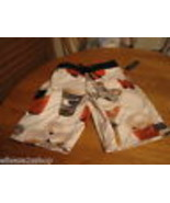 Men's O'Neill board shorts 30 beer can solo cup pong surf trunks NEW swim oneal - $23.15