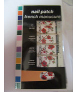 NAIL PATCH FRENCH MANICURE SET 1 PK  #8 - $5.94