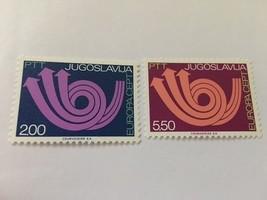 Yugoslavia Jugoslavia Europa 1973  mnh  #ab    stamps - $1.40