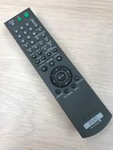Sony RMT-D168A Dvd Remote Control For Sony DVP-NC555ES DVP-NC675 DVP-NC675B (V6) - $7.99